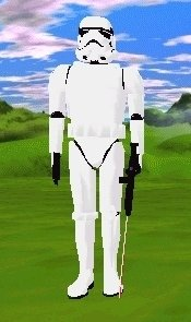 Click Picture To View More Larger, Higher Resolution Pictures of this Laser Stormtrooper Avatar