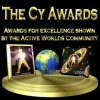 Winner 2001 *Best Avatar Creation* Click To View the CY Awards 2001 website